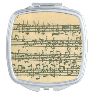 Bach Chaconne Makeup Mirror