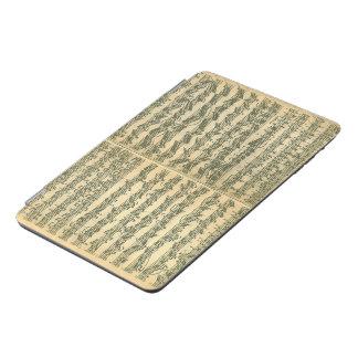 Bach Chaconne Manuscript iPad Mini Cover