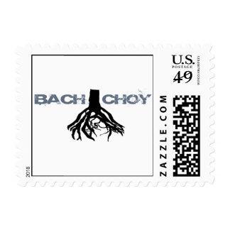 Bach Choy logo Custom USPS Stamps