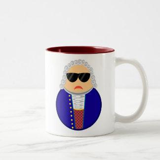 Bach Classical Composer Funny Music Gift Mug