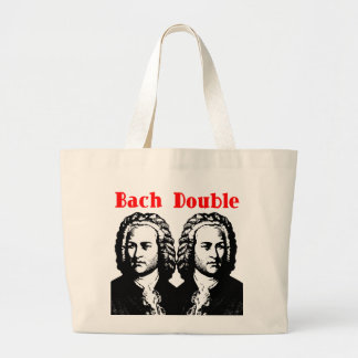 Bach Double Large Tote Bag
