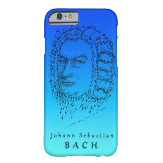 Bach: Face the Music Barely There iPhone 6 Case