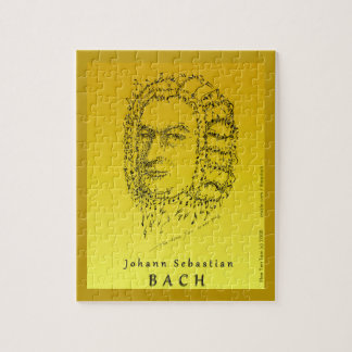 Bach Face the Music Jigsaw Puzzle