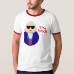 Bach Funny Classical Composer Music Gift Tshirt