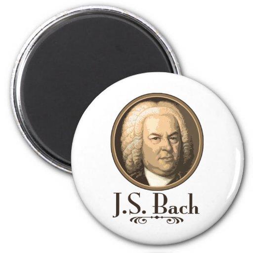 Bach Imán Redondo 5 Cm