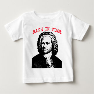 Bach in TIme Baby T-Shirt