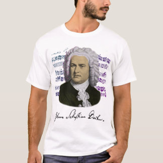 Bach Invention T-shirt