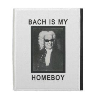 Bach is my Homeboy iPad Folio Case