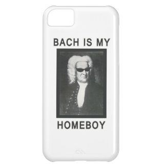 Bach is my Homeboy Case For iPhone 5C