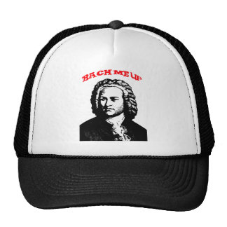 Bach Me Up Trucker Hat