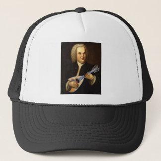 Bach on Mandolin Trucker Hat