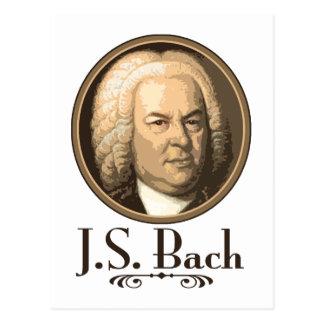 Bach Tarjeta Postal