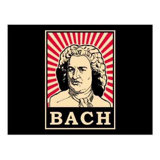 Bach Tarjetas Postales