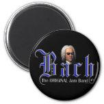 Bach - TOJB 2 Inch Round Magnet