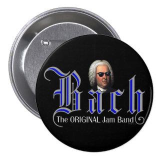 Bach - TOJB 3 Inch Round Button