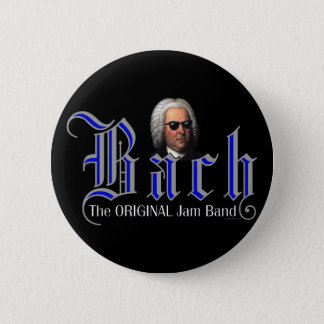 Bach - TOJB Pinback Button