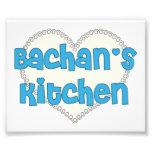 Bachan's Kitchen Print Photo Print