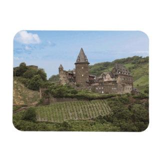 Bacharach, Germany, Stahleck Castle, Schloss Flexible Magnets