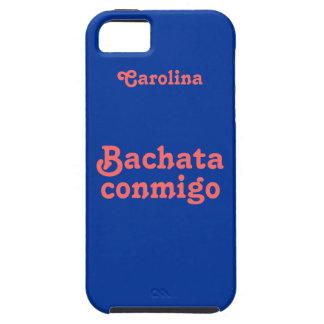 Bachata Conmigo Latin Dance Custom iphone 5 Case