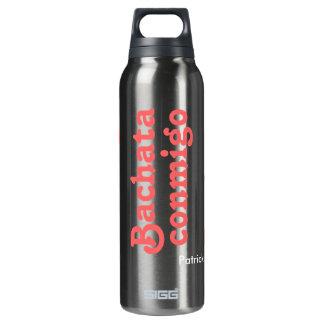 Bachata Conmigo Latin Salsa Dancing Custom SIGG Thermo 0.5L Insulated Bottle