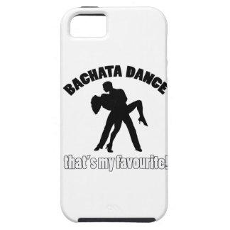 Bachata dance designs iPhone SE/5/5s case