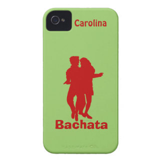 Bachata Dancers Silhouette Custom iphone 4g Case