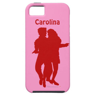 Bachata Dancing Couple Personalized iphone5g Cover