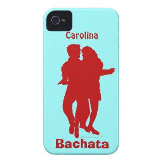 Bachata Dancing Silhouette Custom  iphone 4g Case