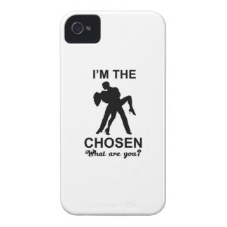 bachata Design iPhone 4 Cover