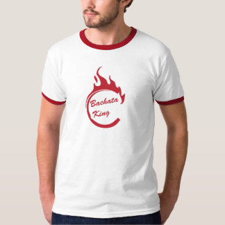 Bachata King Ringer T-Shirt