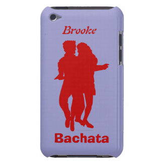Bachata Latin Dancing Custom Name ipod Touch Case