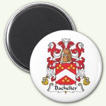 Bachelier Family Crest Magnet