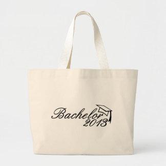 Bachelor 2013 canvas bag