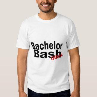 Bachelor Bash (Official) T-shirt