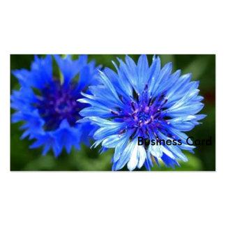 Bachelor Buttons Business Card