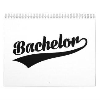 Bachelor Wall Calendars