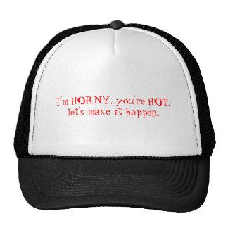 Bachelor Hat