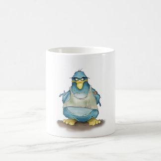 Bachelor in Twitter Classic White Coffee Mug