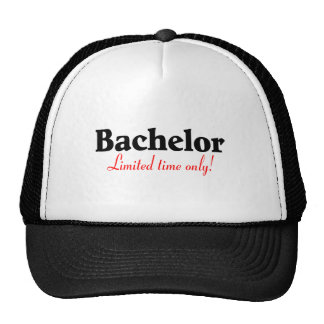 Bachelor Limited Time Only Mesh Hat