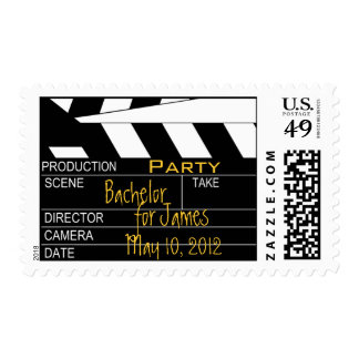 Bachelor Movie Wedding Postage
