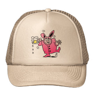 Bachelor night in a Bunny Suit Trucker Hat