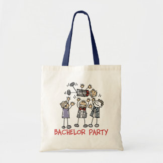 Bachelor Party Tote Bags