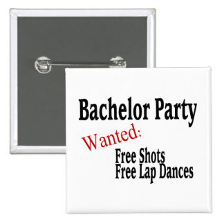 Bachelor Party Pin