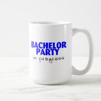 Bachelor Party Coffee Mug