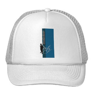 Bachelor party distinguished gentleman trucker hat