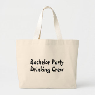 Bachelor Party Drinking Crew Bags