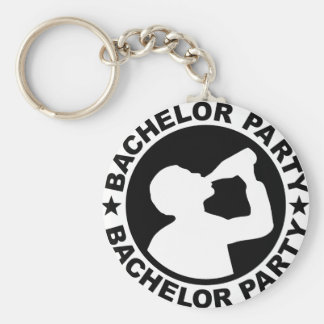 Bachelor Party drinking Keychains