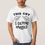 BACHELOR PARTY, engagement T-Shirt