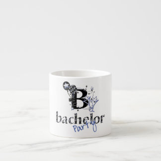 Bachelor Party Espresso Cup