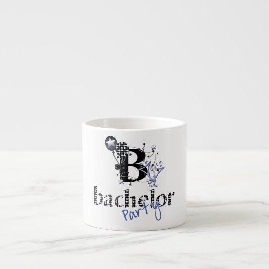 Bachelor Party Espresso Cup